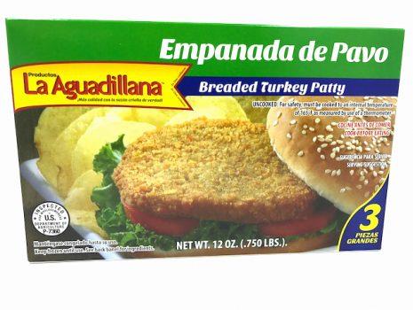 Breaded Turkey Patty