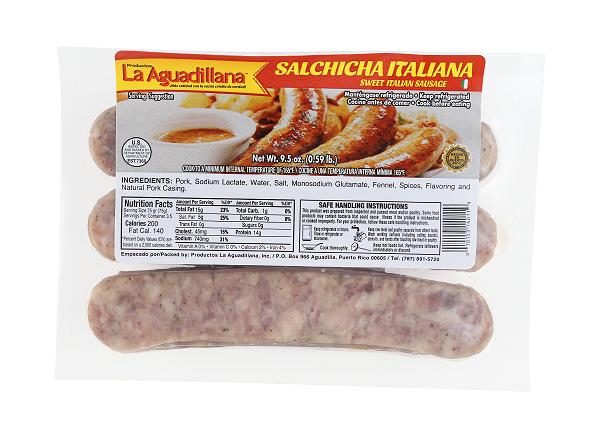 Salchicha Italiana