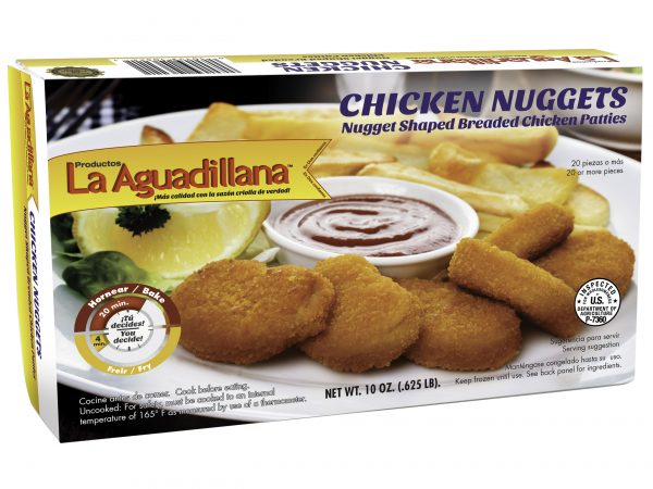 Chicken Nuggets La Aguadillana